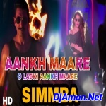 Aankh Maare O Ladki Aankh Maare (Simmba My Sweet Girlfriend Request Only Hard Electro Dance Party Mix) By Dj Neeraj Bettiah