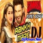 Sadese Aate Hai Border Hard Dholki Full Dufli Mix By Dj AjaY BaBu Hi Fi